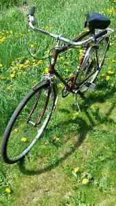 Vintage 1960s Eaton 5 speed Glider road bike for sale