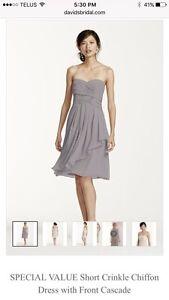 2 Bridesmaid Dresses, Never worn
