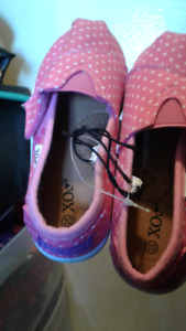 New pink shoes....size :10