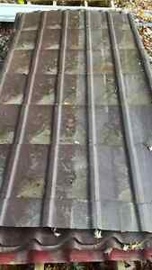 steel panels for roof