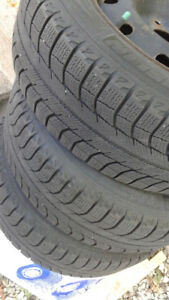 4 winter tire with rims size 205/65R15