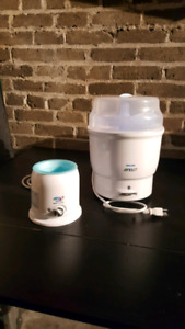 Phillips Avent Bottle Sterilizer and Warmer