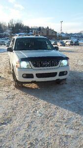 Ford Explorer limited 2004
