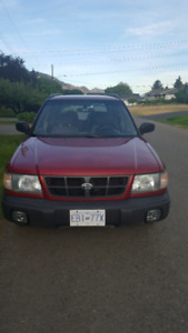 1999 Forester