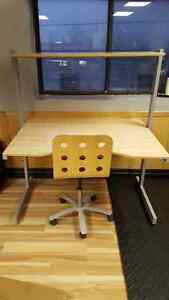 Matching Computer Desk and office chair