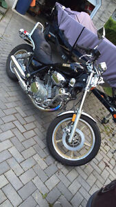 1985 yamaha virago 750 - great for beginners or around town