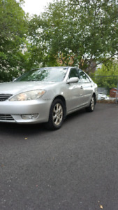 Camry XLE 2005