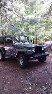 2002 Jeep TJ Autre