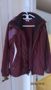 Columbia winter jacket Size L