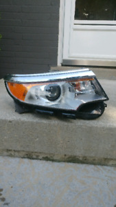 Right headlight for 2011-2014 Ford Edge