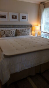 Mattress topper Natural Latex for double bed