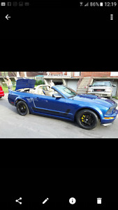 2009 Ford Mustang Cabriolet