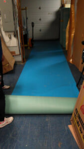 Gerflor Flooring for Table Tennis or other sports
