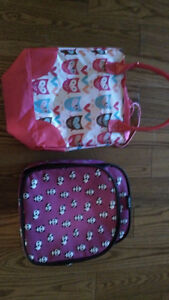 two cute lunch bags for girls,beamsville pick up