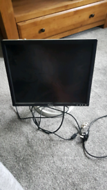 Old Dell PC monitor