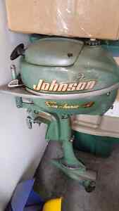 1953 JOHNSON OUTBOARD