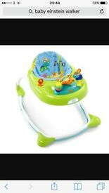 Baby Einstein walker unisex