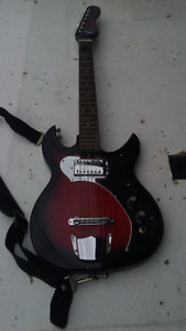 AGS Electric Guitar