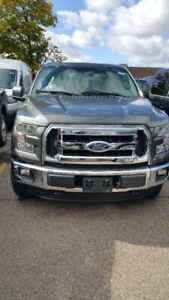 For Sale – Almost New Ford -150 XLT Supercrew EcoBoost Pickup 4x