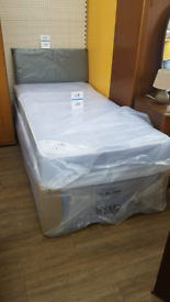 New Lincoln Single Base & Mattress Only