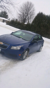 2012 Chevy cruze CERTIFIED!