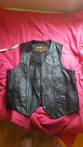 Modstyle Leather vest