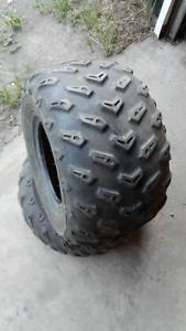 2009 Yamaha Raptor tires