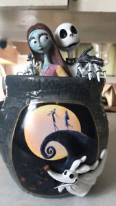 Nightmare before Christmas limited edition cookie jar