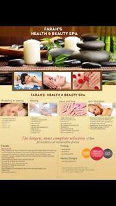 Fara's health and beauty spa  Cambridge Kitchener Area image 1