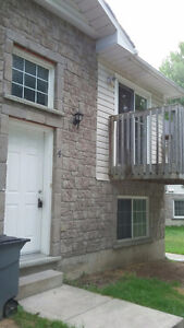 2 bed unit in ORILLIA for rent Aug 1st