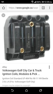 Looking for VW ignition coil
