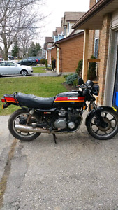 KAWASAKI KZ 750 WANTED LIKE SHOWN IN PICTURE