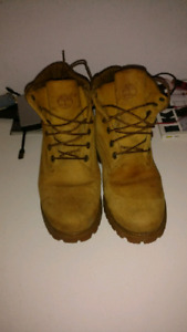 Botte Hiver Timberland roll taille 11