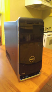 PC GAMER DELL XPS INTEL i7-3770 , VIDEO 4GB DDR5 + SSD + JEUX