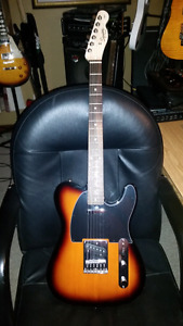 Fender Squire Telecaster (Upgraded)