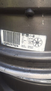 Rims: 17 inch rims $250 OBO Kitchener / Waterloo Kitchener Area image 1