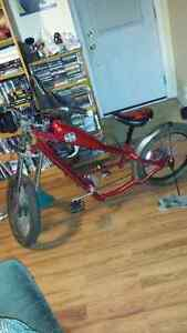 Jesse james  chopper bicycle