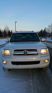 2006 Toyota Sequoia Limited Edition SUV, Crossover