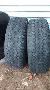 Good Year Wrangler AT/S Tires