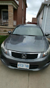 2008 Honda accord(as is)  $5,900 text or call only! No emails