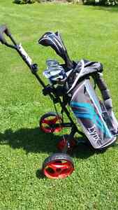 Ladies Lynx Tigress Golf Clubs