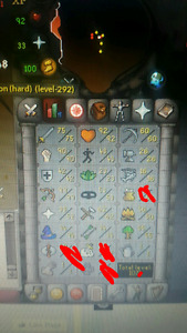 Nearly maxed 2007 runescape ags pure