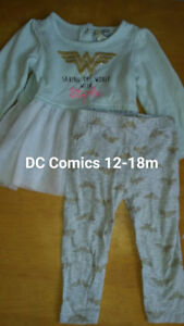 Baby clothes for sale! Cool stuff!