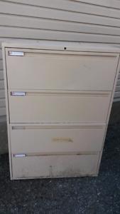 Large filing cabinet
