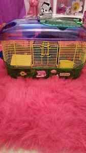 CritterTrail Hamster/Hermit crab cage We are in Kelowna!!