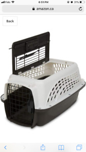 Petmate Two Door 19-Inch Dog carrier cat carrier pet carrier