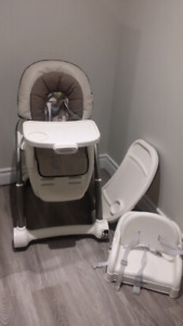 Graco 4 in 1 High Chair (mint condition)