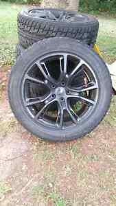 Mags 20 avec pneus