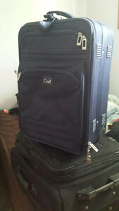 Small luggage 14.75 W x 22 H x 8.5 D