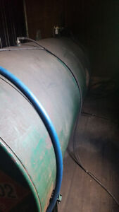 Fuel Tank , Double Wall 1000 Imperial Gallons